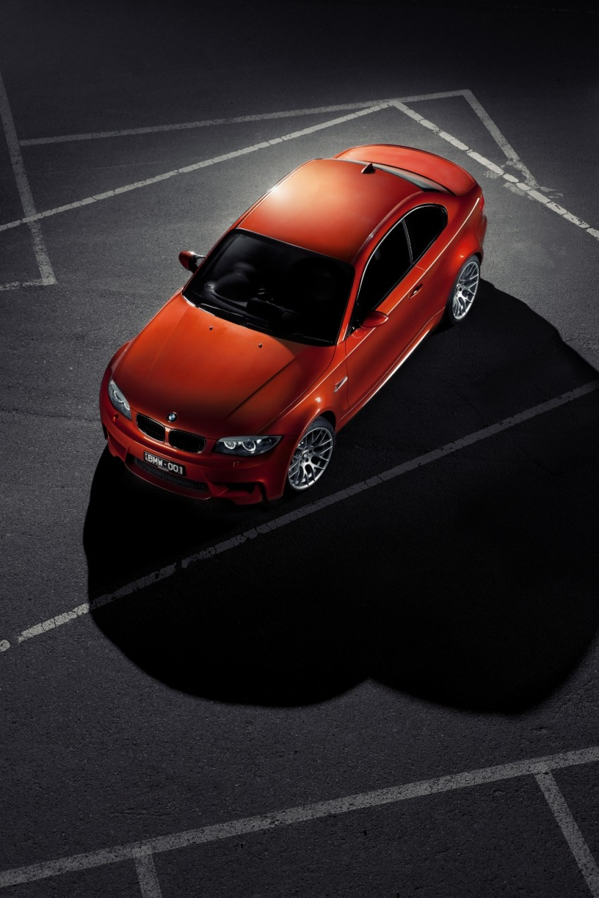 BMW 1 Series M Coupe: only 3 for Malaysia, RM509k Image #113393