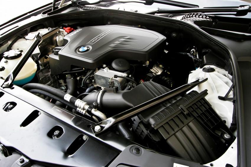 BMW 5 Series wins award, ActiveHybrid announced Image #101319