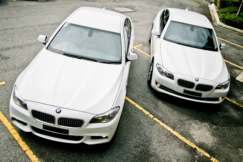 BMW 5 Series wins award, ActiveHybrid announced Image #101320