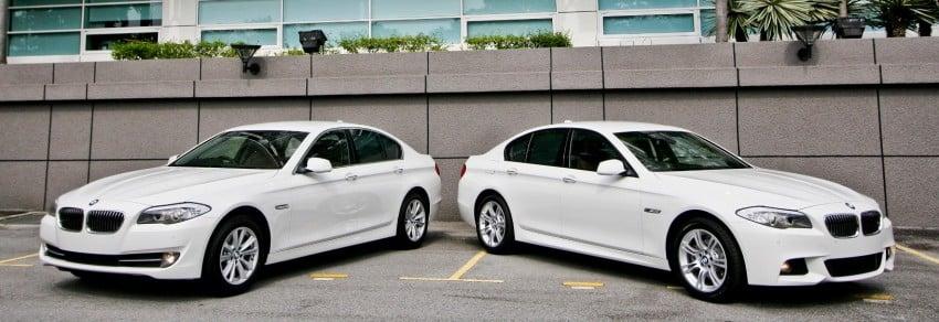 BMW 5 Series wins award, ActiveHybrid announced Image #101321