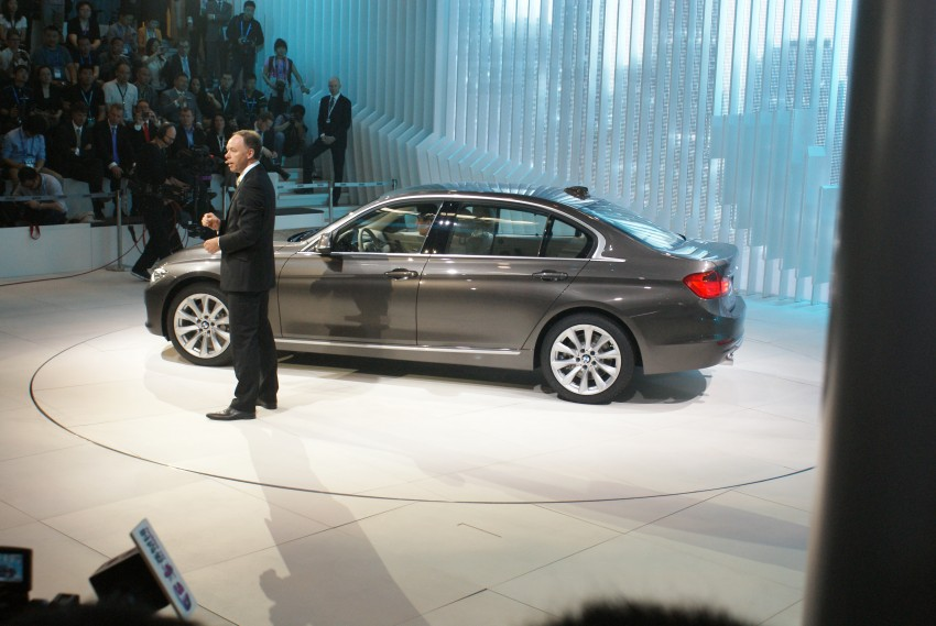 Long wheelbase BMW 3-Series – made in China for China Image #103246