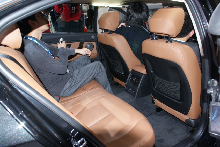 Long wheelbase BMW 3-Series – made in China for China Image #103248