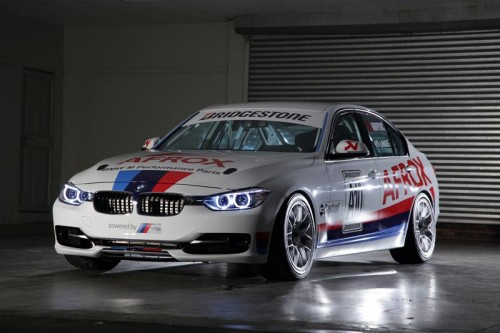 BMW F30 335i Race Car: World's First 3 Series Racer