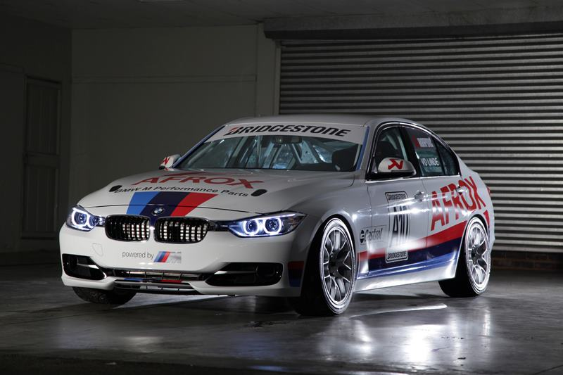 BMW F30 335i Race Car: World's first 3 Series racer Image #95866