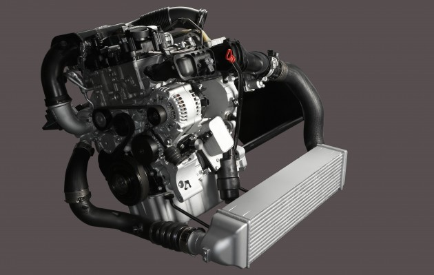 BMW's B38 1 5 litre three-cylinder motor to spearhead new engine