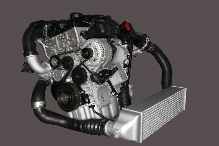 BMW's B38 1.5 litre three-cylinder motor to spearhead new engine family – we test drive it in a 1-Series! Image #132512