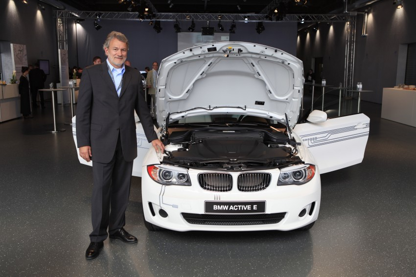 DRIVEN: BMW ActiveE, an electric 1-Series coupe Image #73193