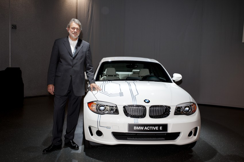 DRIVEN: BMW ActiveE, an electric 1-Series coupe Image #73199