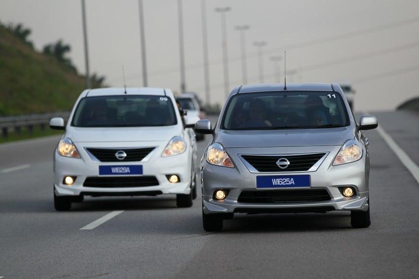 DRIVEN: Nissan Almera 1.5 CVTC, to Melaka and back Image #139833