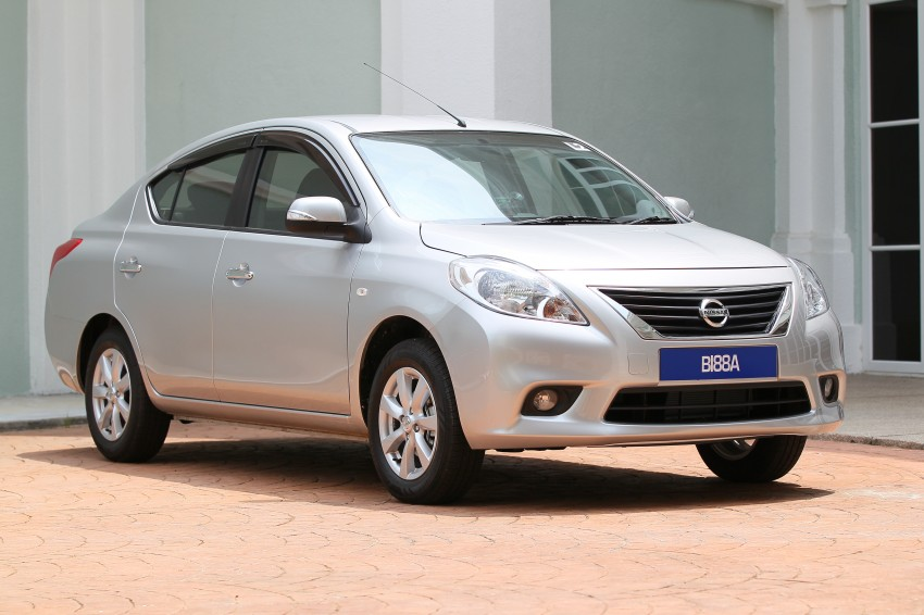 DRIVEN: Nissan Almera 1.5 CVTC, to Melaka and back Image #139834