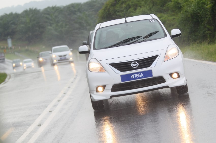 DRIVEN: Nissan Almera 1.5 CVTC, to Melaka and back Image #139837