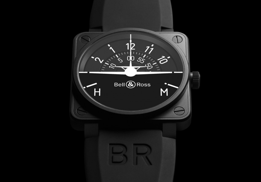 Bell & Ross adds three flight instrument-inspired timepieces to the Aviation Collection Image #132708