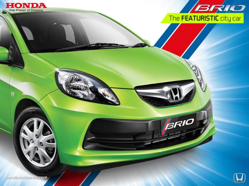 Honda Brio 1.3L with Modulo bodykit in Indonesia Image #123803