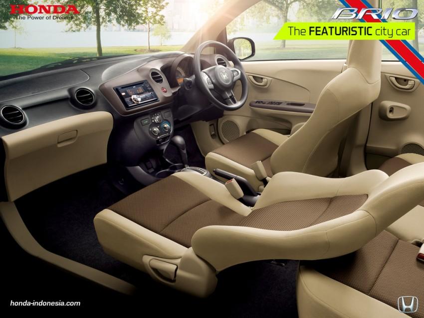 Honda Brio 1.3L with Modulo bodykit in Indonesia Image #123805