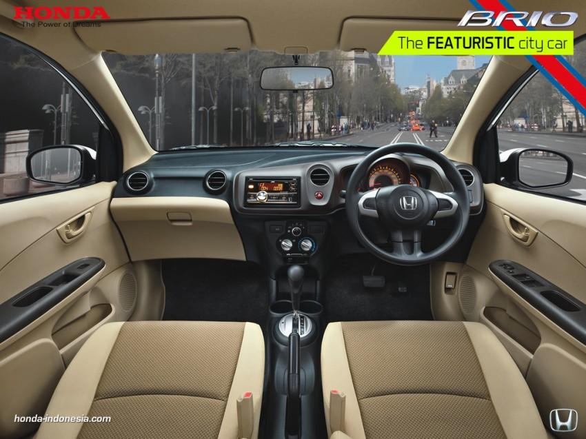 Honda Brio 1.3L with Modulo bodykit in Indonesia Image #123808