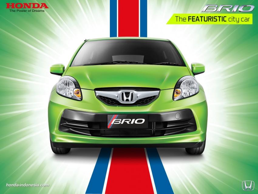 Honda Brio 1.3L with Modulo bodykit in Indonesia Image #123813