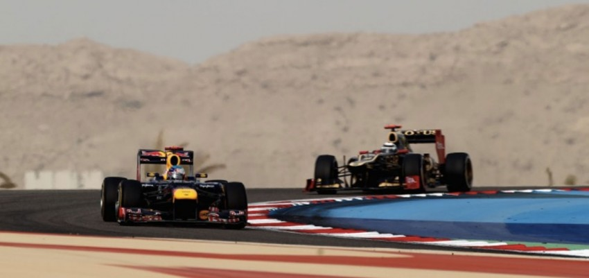 F1: Seb, Kimi and Romain makes an all Renault podium Image #102177