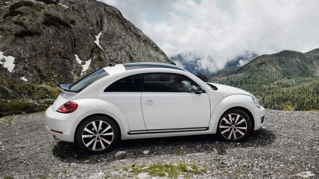 Volkswagen Beetle 2 0 TSI launched - RM220k