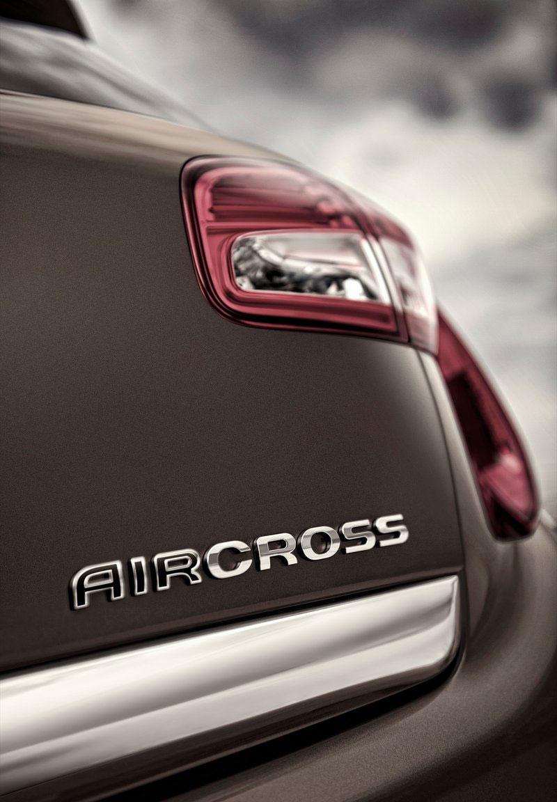 Citroen C4 Aircross – the French Mitsubishi ASX Image #70954