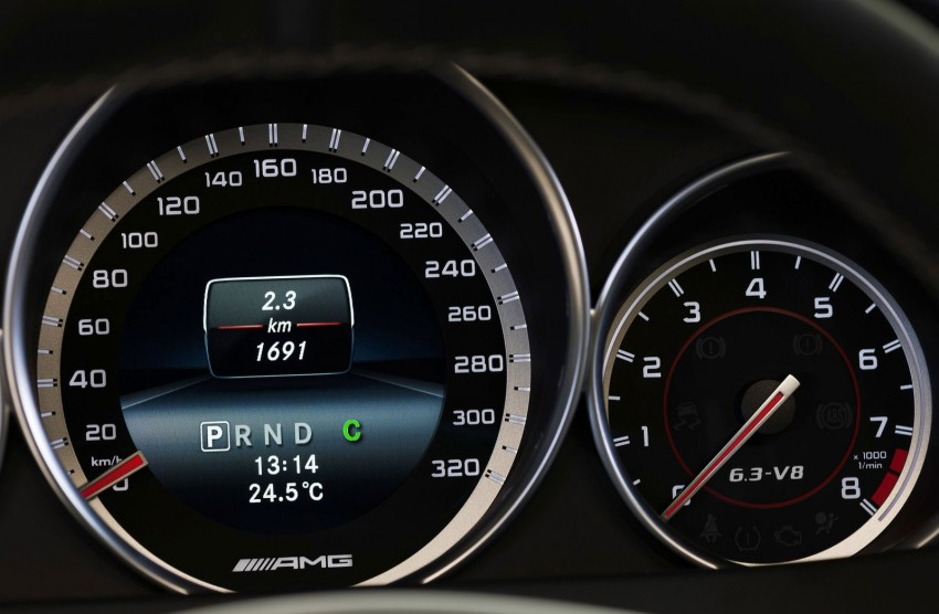 Mercedes-Benz C63 AMG Edition 507 – 50 hp more Image #152579
