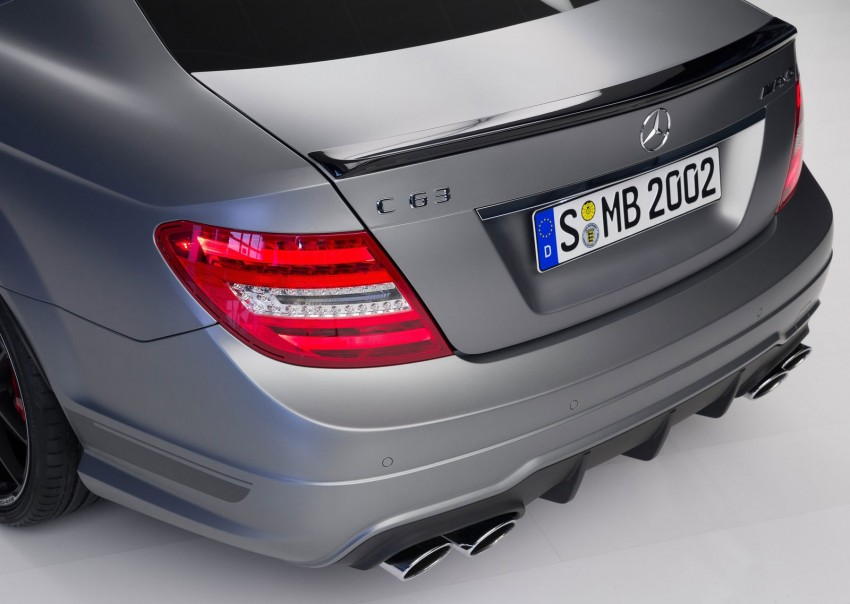 Mercedes-Benz C63 AMG Edition 507 – 50 hp more Image #152583