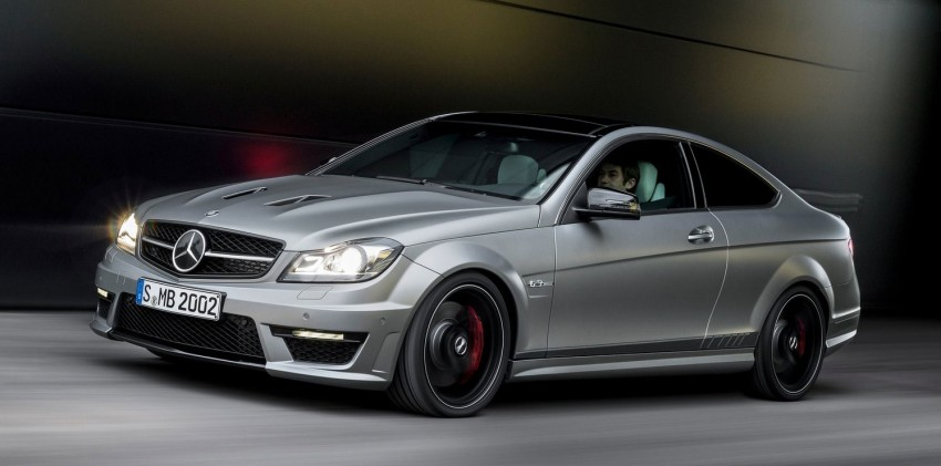 Mercedes-Benz C63 AMG Edition 507 – 50 hp more Image #152584