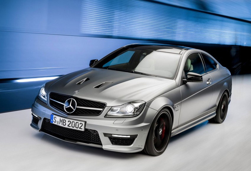 Mercedes-Benz C63 AMG Edition 507 – 50 hp more Image #152585