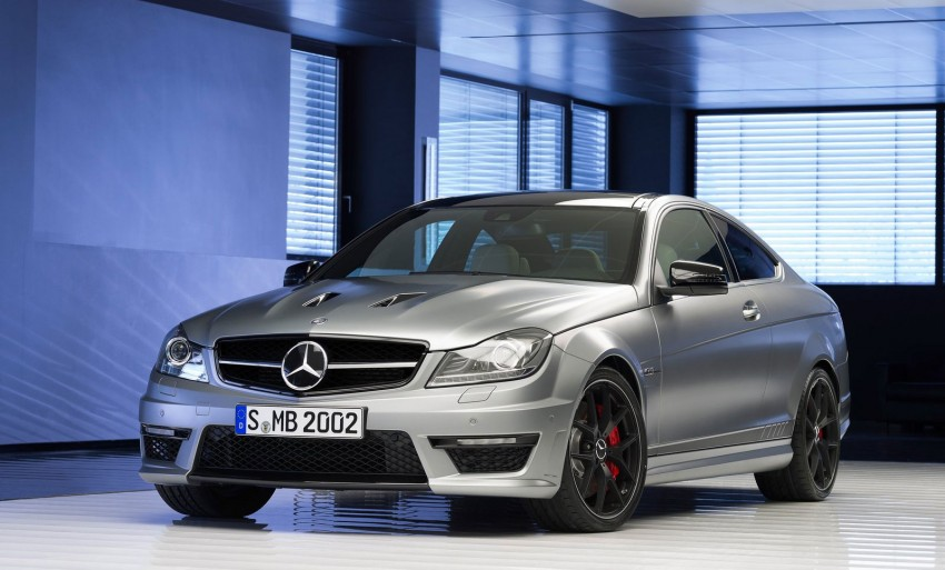 Mercedes-Benz C63 AMG Edition 507 – 50 hp more Image #152586