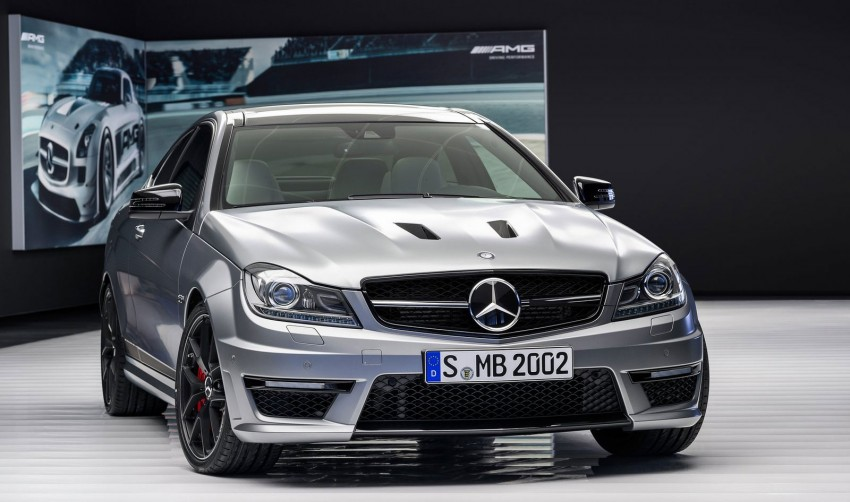 Mercedes-Benz C63 AMG Edition 507 – 50 hp more Image #152587