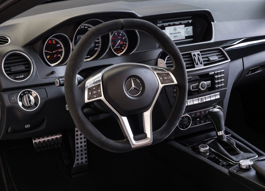 Mercedes-Benz C63 AMG Edition 507 – 50 hp more Image #152592
