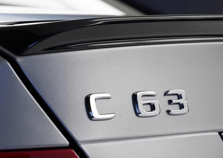 Mercedes-Benz C63 AMG Edition 507 – 50 hp more Image #152594