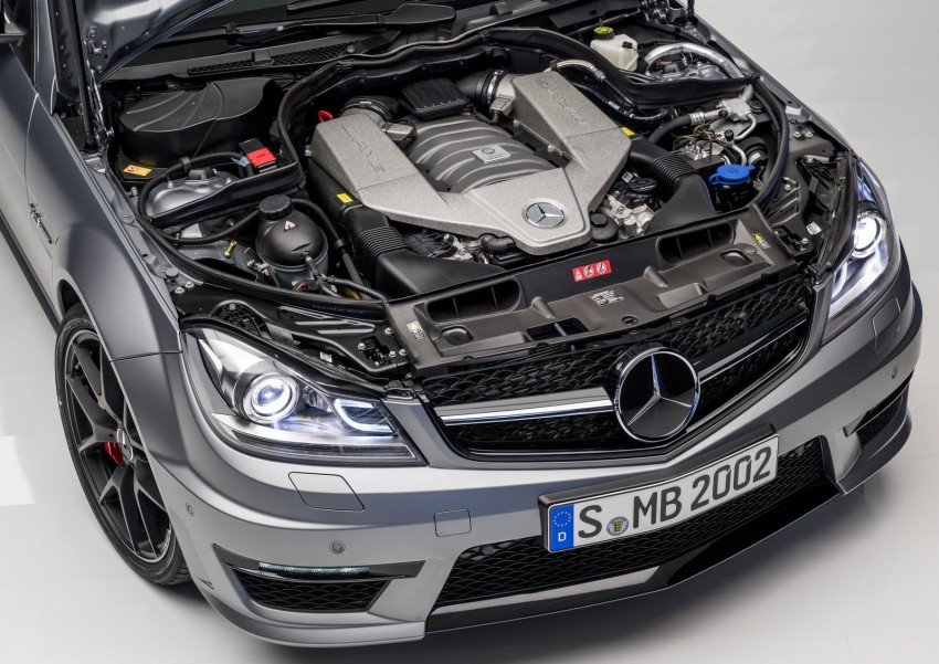 Mercedes-Benz C63 AMG Edition 507 – 50 hp more Image #152596