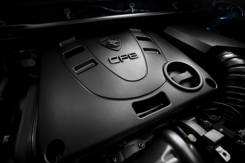 Proton Prevé with 1.6 turbo launched: RM60k – RM73k! Image #101112