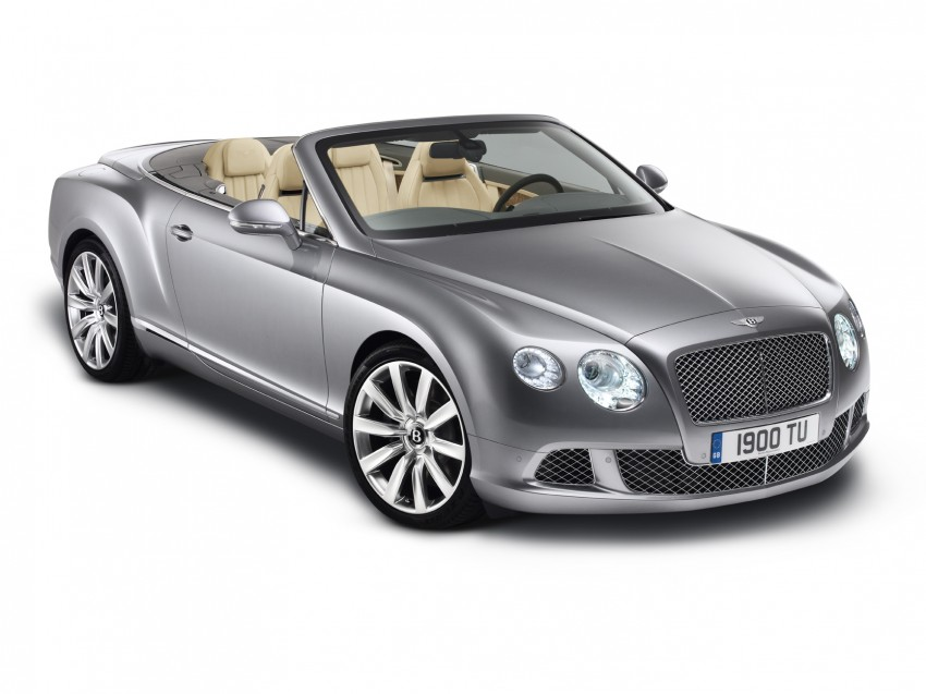 Bentley Continental GT V8 and GTC arrives in Malaysia Image #110063