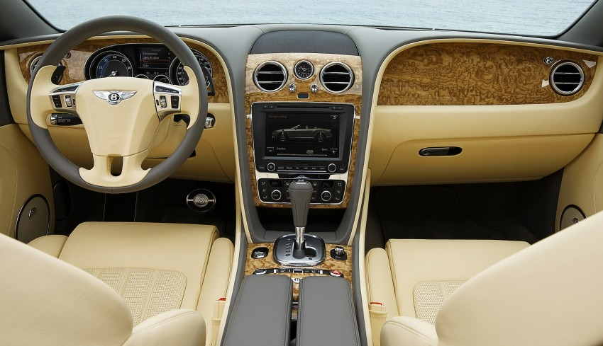 Bentley Continental GT V8 and GTC arrives in Malaysia Image #110064
