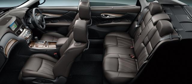 New Nissan Cima – the long wheelbase Infiniti M35h Image #104786