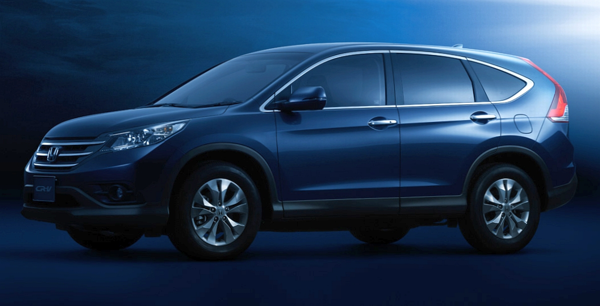 2012 Honda Cr V Pops Up On Honda Japan S Website Image 74716