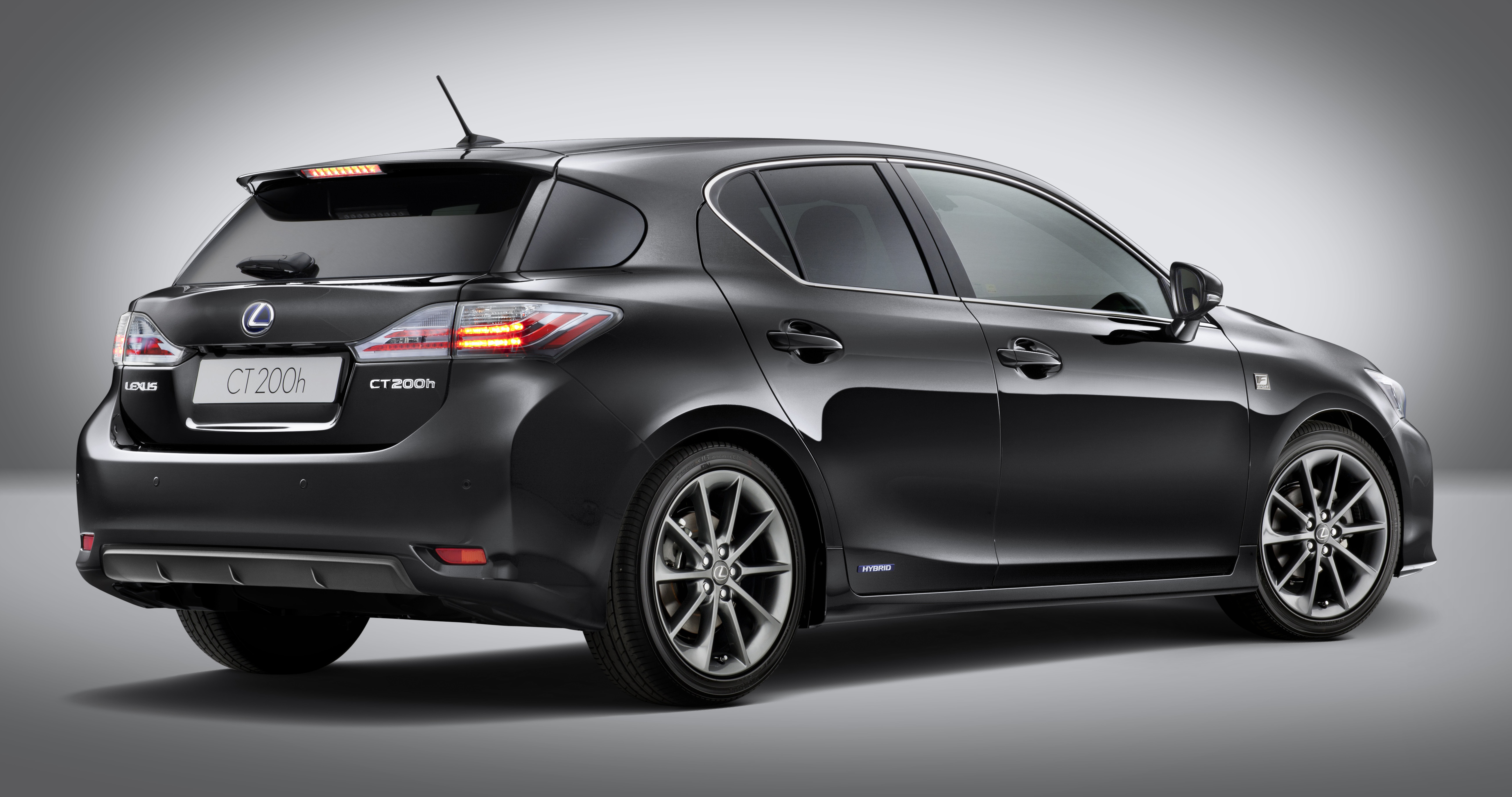 lexus ct200h f sport variant launched rm207k. Black Bedroom Furniture Sets. Home Design Ideas
