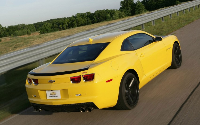 Chevrolet Camaro 1LE performance package Image #120090