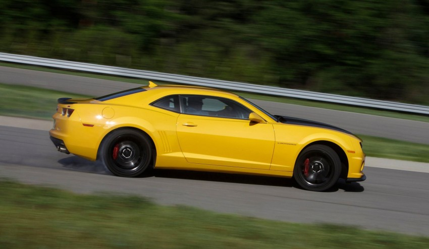Chevrolet Camaro 1LE performance package Image #120093