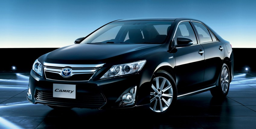 UMW Toyota mulling over local assembly of hybrids Image #152351