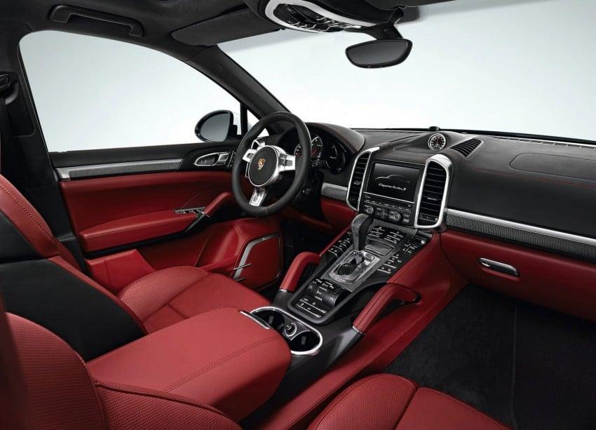 Porsche Cayenne Turbo S – 550 hp, 750 Nm, 4.5 sec Image #150519