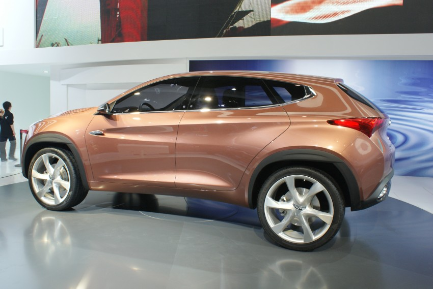 Chery lines up two concepts for Beijing – the next Tiggo? Image #103325