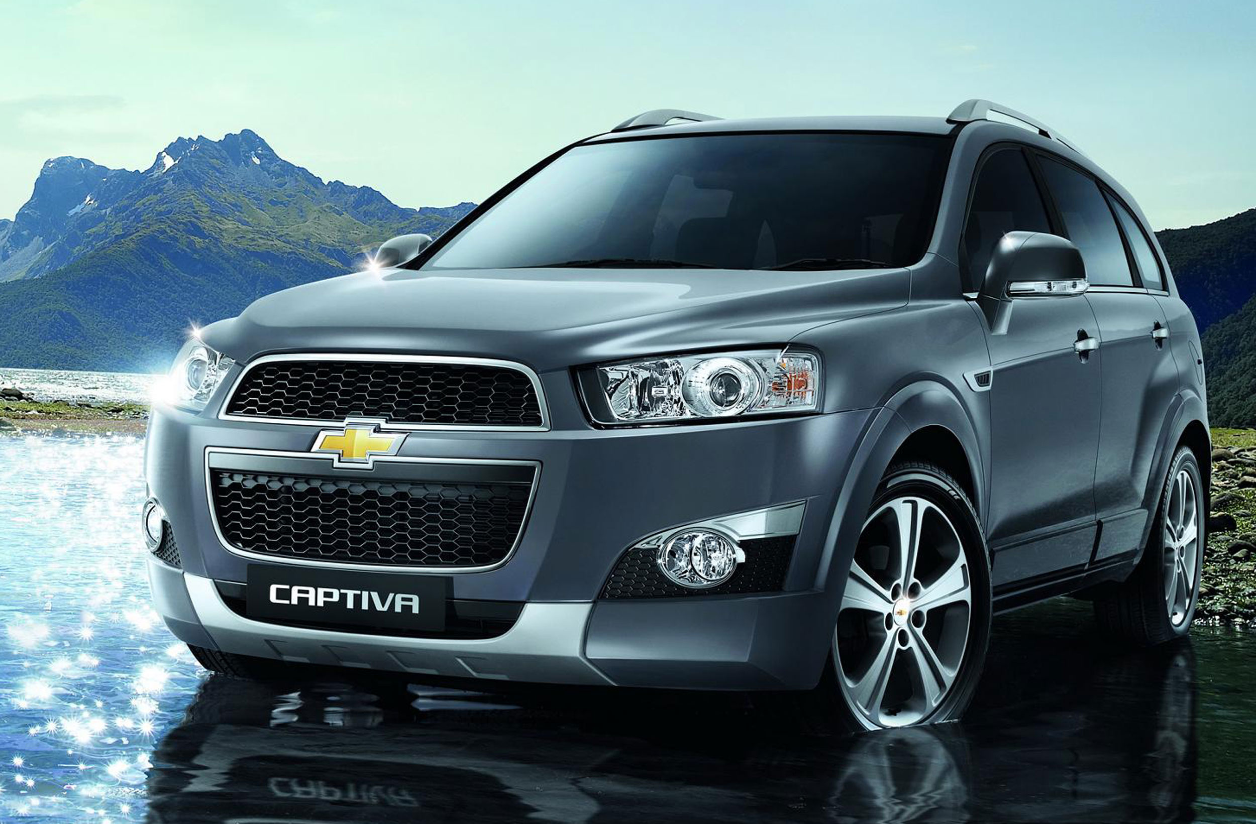 Chevrolet Captiva now with sel engine from RM165k Paul Tan ...