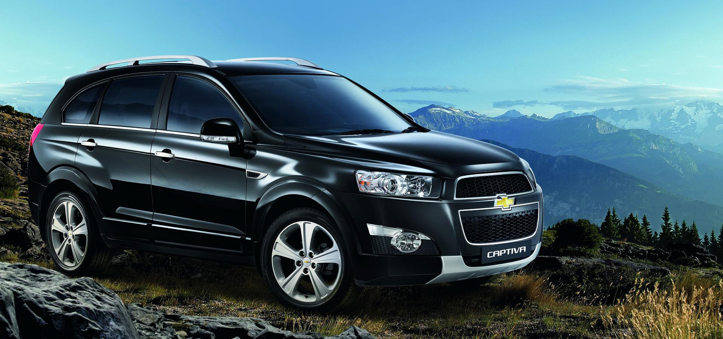 Chevrolet Captiva now with diesel engine from RM165k Image ...