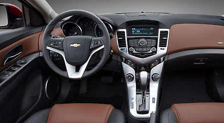 Chevrolet-Cruze-cabin