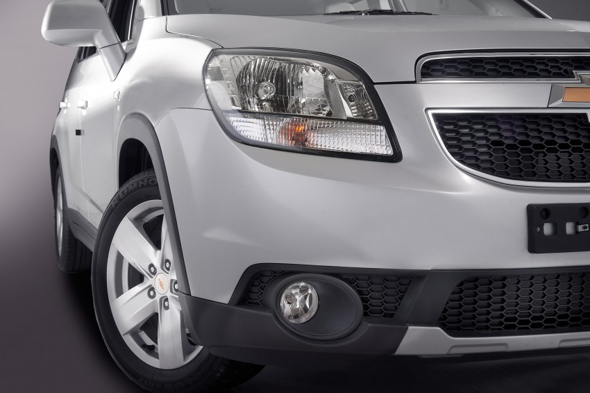 Chevrolet Orlando officially launched – RM118,888 Image #145869