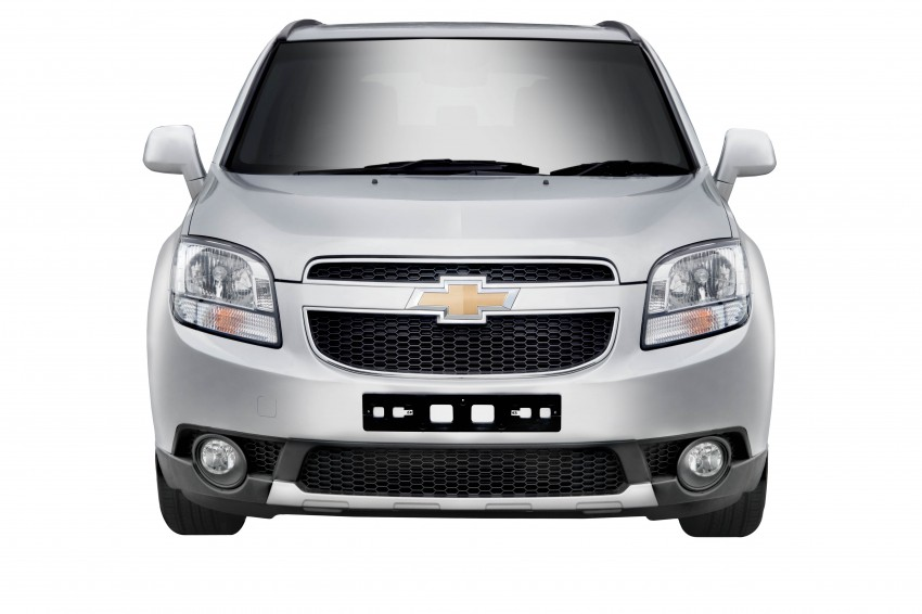 Chevrolet Orlando officially launched – RM118,888 Image #145860
