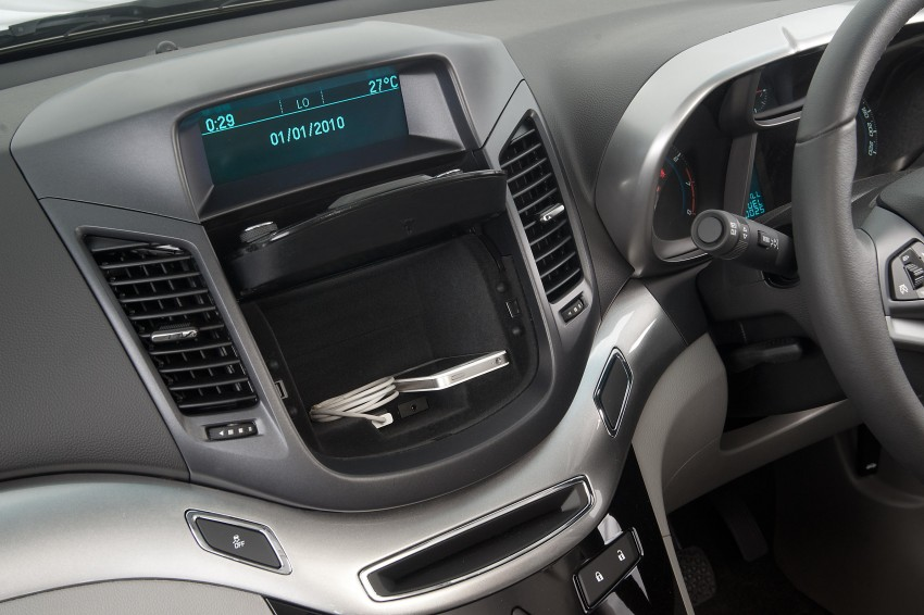 Chevrolet Orlando officially launched – RM118,888 Image #145864