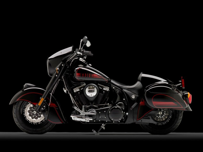 Naza World brings in Indian Motorcycles – not from India! Image #73057
